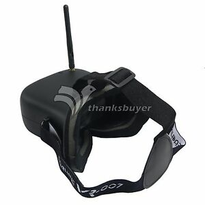 1e26d1ef529 Eachine VR-007 All-In-One FPV Video Goggles 5.8Ghz 40CH with ...