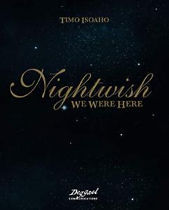 NIGHTWISH-WE-WERE-HERE-UK-IMPORT-BOOK-NEW