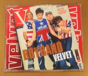VELVET-BOYBAND-2001-EMI-OTTIMO-CD-AA-246