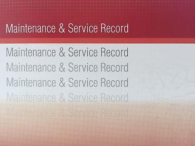 Hyundai Generic Replacement Car Service History Book New Handbook Blank G