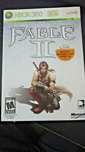 Fable II -- Limited Collector's Edition - FACTORY SEALED