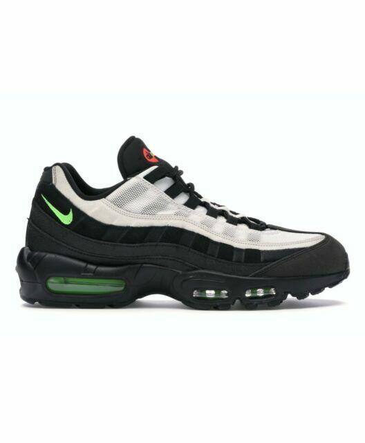 Size 6 - Nike Air Max 95 Essential Black Neon
