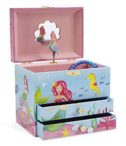 Jewelkeeper-Mermaid-Musical-Jewellery-Box-Underwater-Design-with-Two-Pull-out