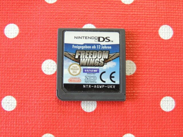 Freedom Wings Nintendo DS Lite XL 3DS nur Modul