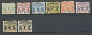 Colonies-Francaises-Guinee-Taxe-N-8-a-15-N-Cote-141-B-TB-N3139