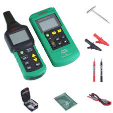 Mastech Cable Locator Tracker Telephone Network 12v 400v Acdc Tester Detector