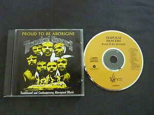 TJAPUKAI-DANCERS-PROUD-TO-BE-ABORIGINE-ULTRA-RARE-AUSSIE-CD-ABORIGINAL