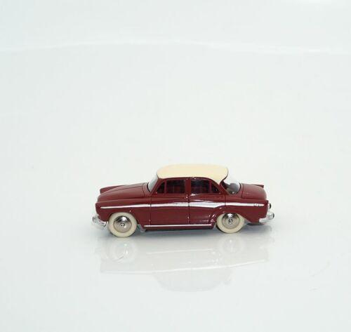 60 miniature car model die-cast DeAgostini 1:43 Dinky toys 544 SIMCA ARONDE P