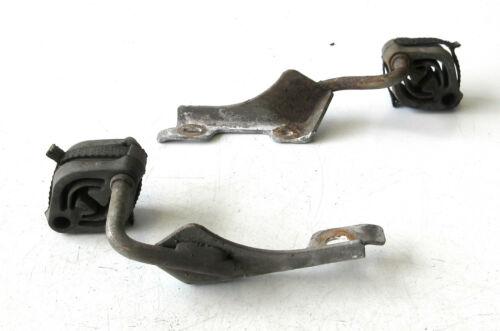 Genuine Mini Échappement Support Cintres Paire Kit pour R56 R57 R58 R59 Cooper//Un