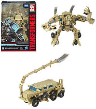 Transformers Hasbro Bonecrusher Studio Series 33 Voyager Level Action Figure Toy