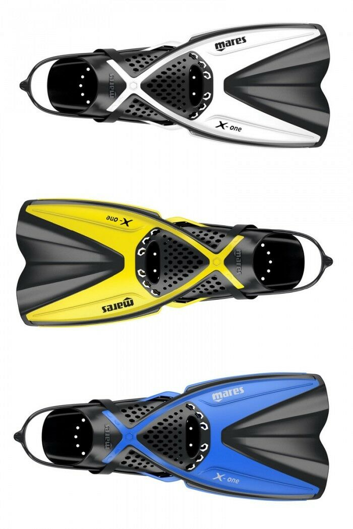 Mares X-One Snorkel Fins Kurzflossen Gr. 35 Bis 47 Various Colours Fins