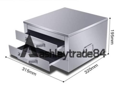 2-couche en acier inoxydable de Vaporisage nourriture cuisine riz rouleau vapeur machine