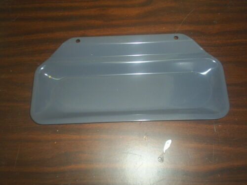 One used gumball machine Spillage Tray