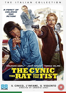 The-Cynic-The-Rat-amp-The-Fist-DVD-NUEVO
