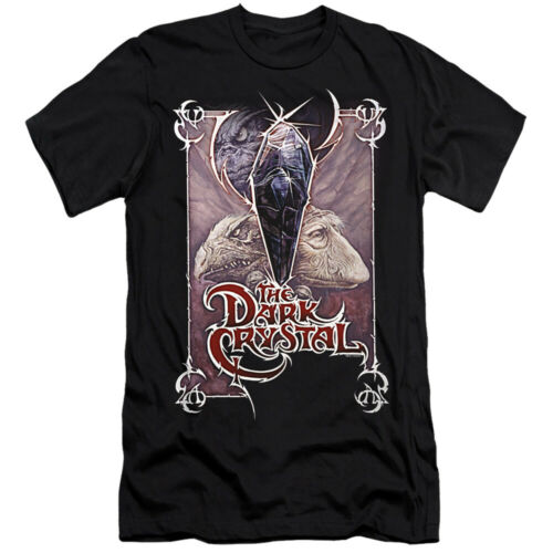 The Dark Crystal Wicked affiche film 1982 licence officielle Adulte T-Shirt