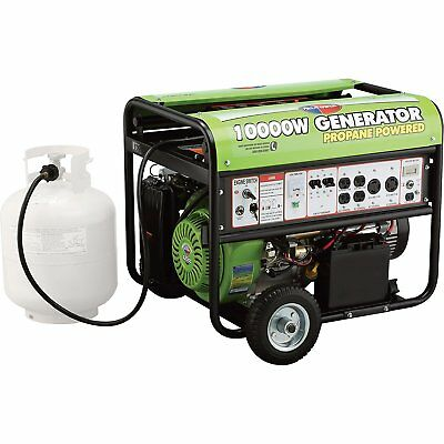 ALL POWER AMERICA 10000W PROPANE GENERATOR APG3590CN
