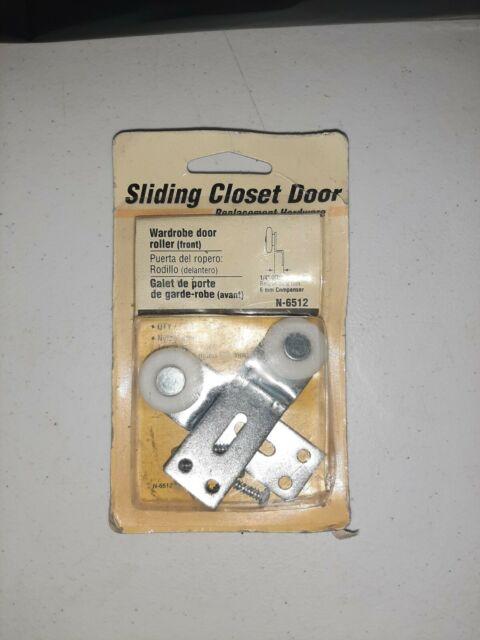 Prime Line N 6512 Adjustable Wardrobe Door Front Roller For Sale Online Ebay