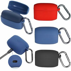 For Jabra Elite Active 65t Earphone Silicone Case Protective Cover Pouch Hook Ebay