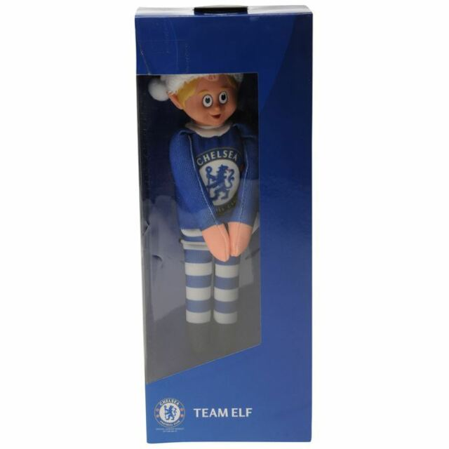 Chelsea Team Elf Christmas Collectables