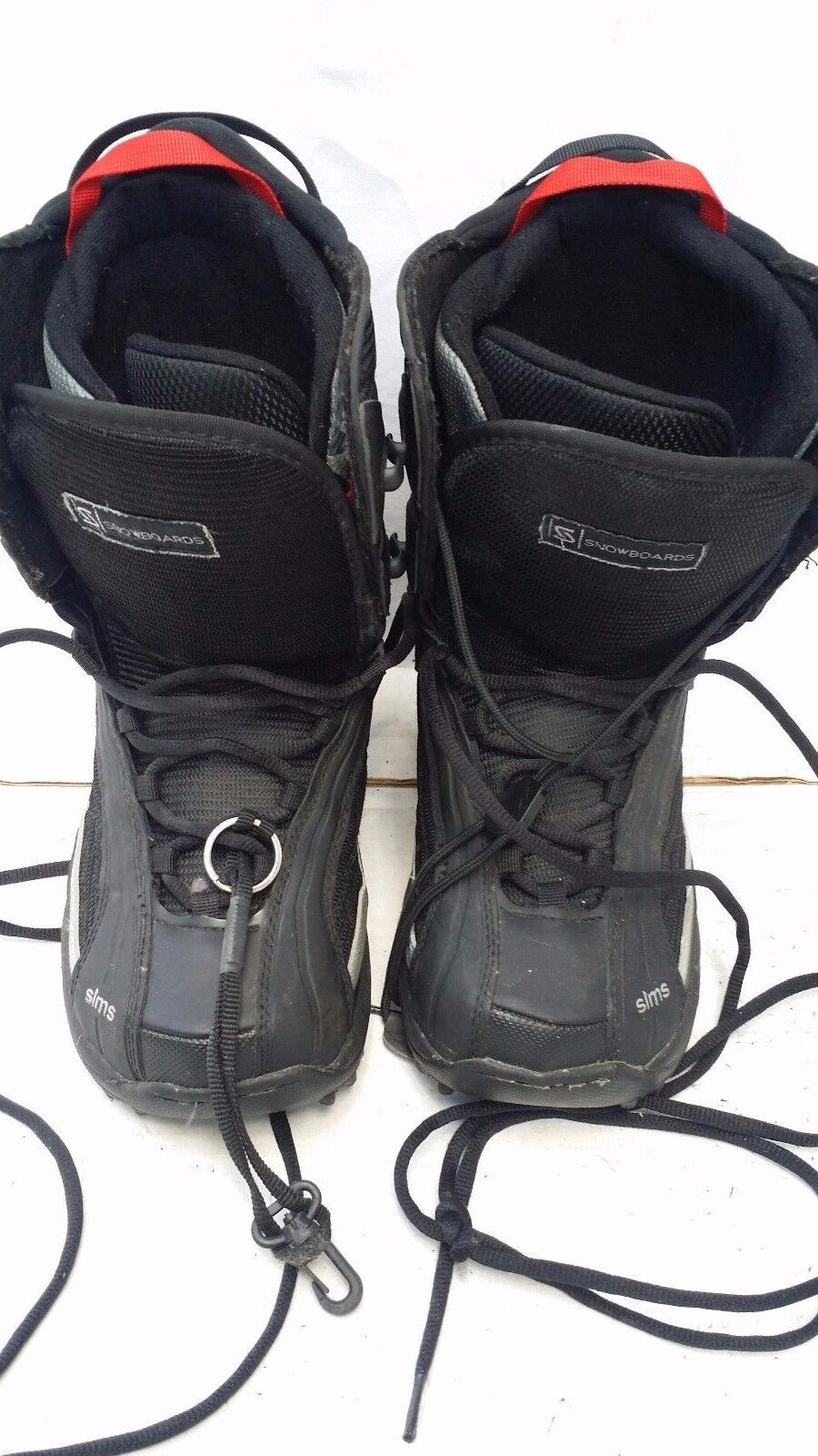 Men's  Sims Snowboarding Boots Size 7  save up to 30-50% off