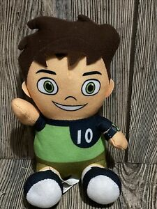 Official Ben 10 Plush Figure Stuffed Toy Factory Cartoon Network Kids Ben Ten