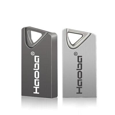 4//8//16//32//64GB Super Mini Metal USB 3.0 Flash Drive PC Laptop U Disks NEW