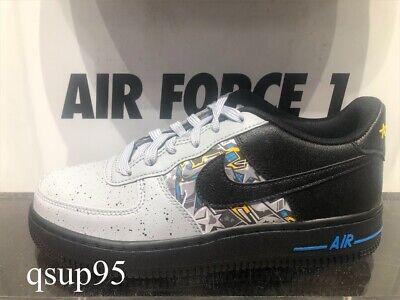 Nike Air Force 1 Graffiti Size 8 In Hand!