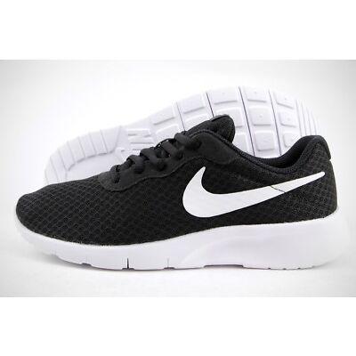 NIKE Tanjun 812655 005 Scarpe Da Ginnastica Scarpe Da Corsa Jogging Sneaker Donna Nuovo