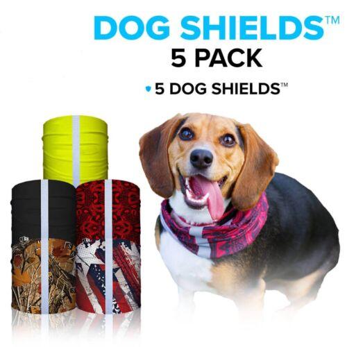 Dog Shields 5 Pack Salt Armour SA Co Choose Your Favorite 5
