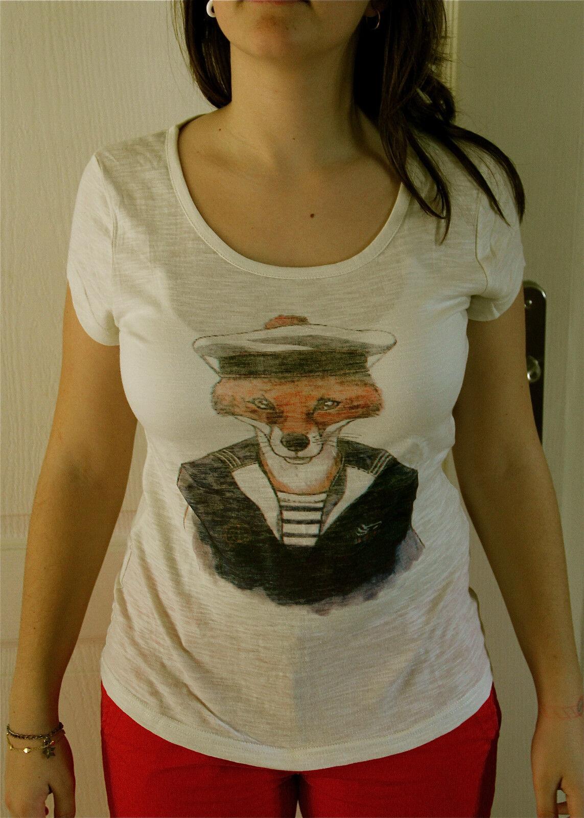 Camiseta Kanabeach Biologik Forever T 38 Nuevo con Etiqueta Valor
