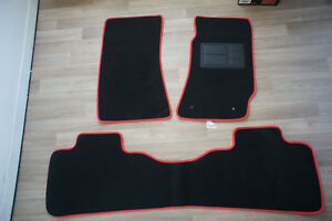 Full-Set-Car-Floor-Mats-w-Red-Binding-for-Holden-Commodore-VT-VX-VY-VZ-Sedan