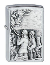 Zippo Firemen Feuerwehr Emblem 2001662 NEU+OVP
