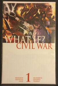 WHAT IF? - Civil War - #1 -  Marvel Comics - 2008 - VF/NM