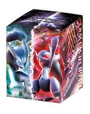 Japanese Pokemon XY8 MEWTWO Blue Impact Red Flash DECK BOX BRAND NEW!!