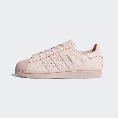 vestir proposición tierra principal  New Women's Adidas 'Superstar' Trainers B41506 | eBay
