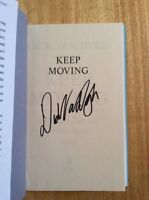 Keep Moving - Signed - Dick Van Dyke Hardcover + Pic Unread Mary Poppins