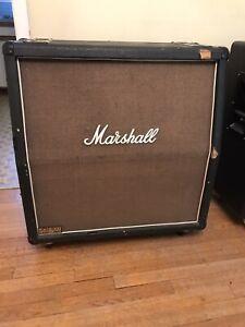 Vintage Marshall JCM800 Cabinet