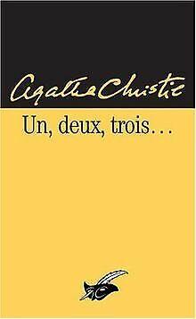 UN, Deux, Trois von Christie, Agatha | Buch | Zustand gut