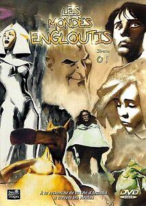Détails Sur Les Mondes Engloutis Volume 1 Dvd Dessin Anime Neufcello