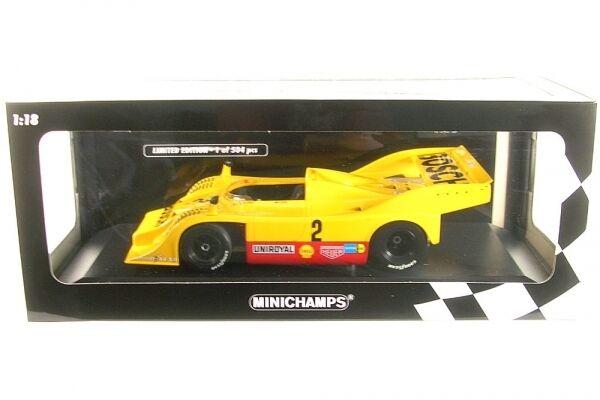 Porsche 917/10 Bosch-Kauhsen Team No.2 Ganador Carrera de eifel Nürburgring