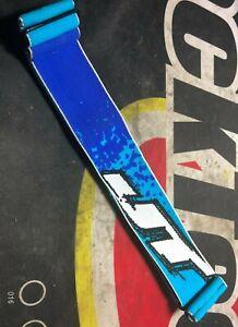 NEW KM Paintball  Universal JT Goggle Strap SE Blue Lives