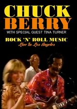 CHUCK BERRY - ROCK 'N' ROLL MUSIC - WITH SPECIAL GUEST TINA TURNER (DVD)