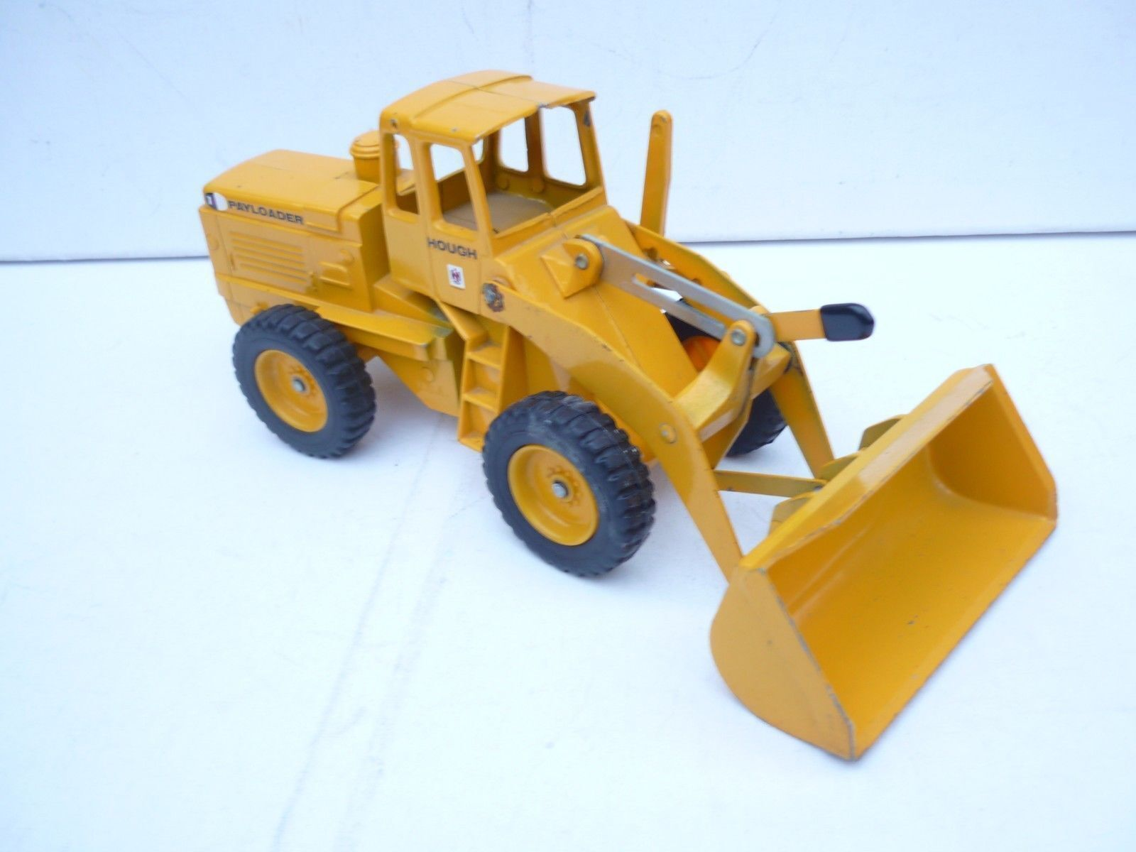 1 24 Ertl International Hough Payloader 1969 Vintage Good Comndition Rare