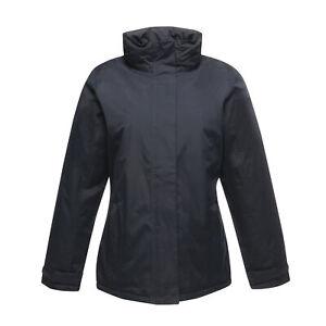 Regatta Professional Womens Beauford Insulated Windproof Waterproof Jacket Coat