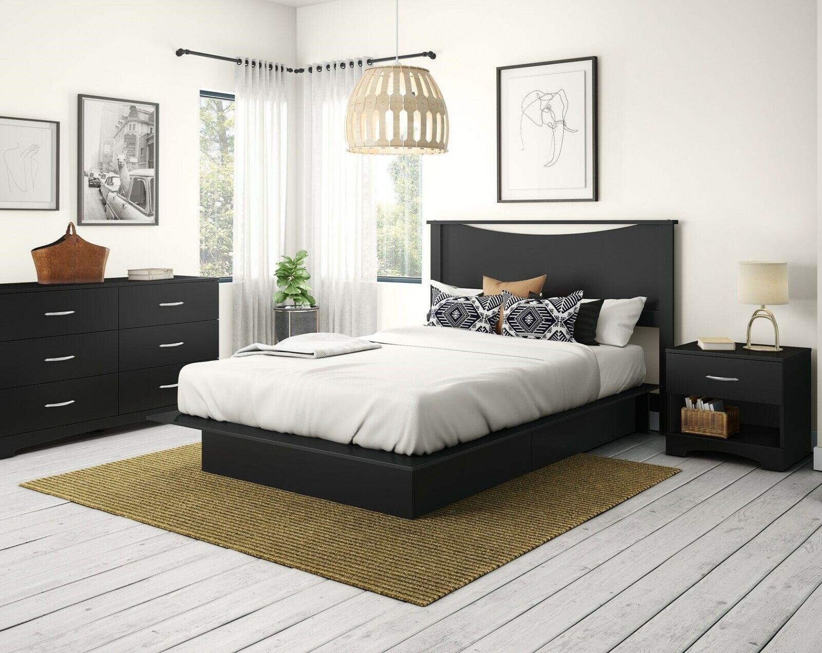 Ashley Furniture B697 Porter Queen King Storage Bed Frame 4