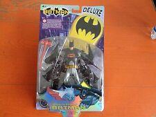 BATMAN DELUXE MATTEL STEALTH ARMOR BATMAN 2003 PERSONAGGIO NUOVO SIGILLATO