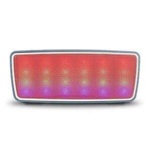 Audio-docks & Mini-lautsprecher Tragbare Geräte & Kopfhörer Ehrlich Bluetooth Wiederaufladbar 3w Lautsprecher Mit Led Lichter Für Smartphone &