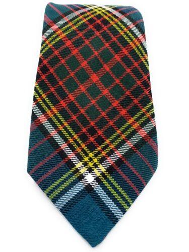 Mens Anderson Modern Tartan Tie