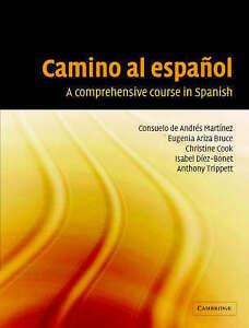 Camino-al-espanol-A-Comprehensive-Course-in-Spanish-by-Martinez-Consuelo-de-An