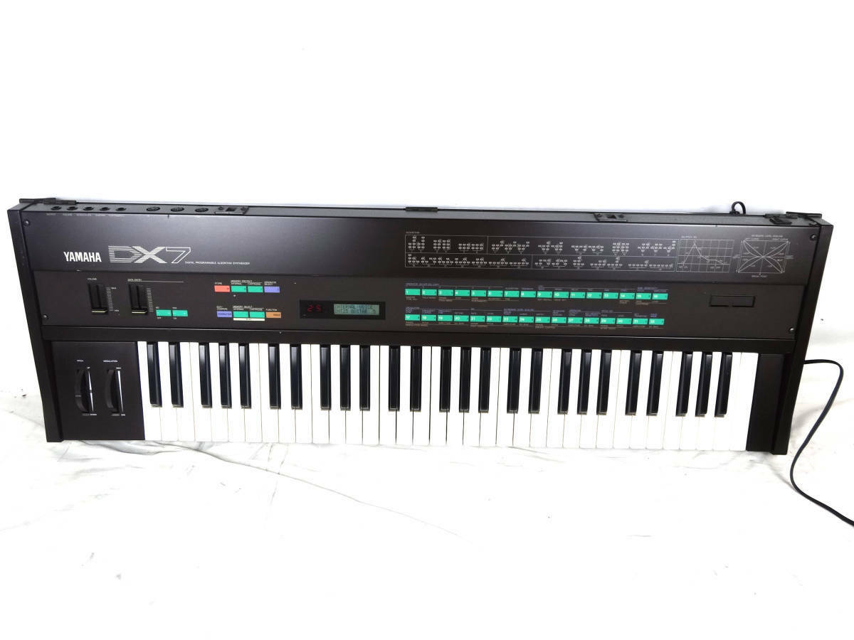 Yamaha DX7 SyntheGrößer Excellent+++ Condition Perfect working from Japan EMS